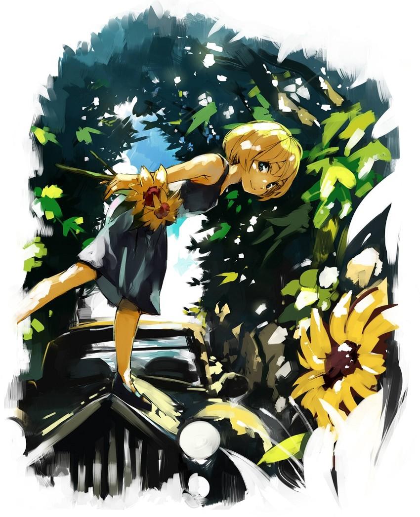 original drawn by kusanagi kikoku