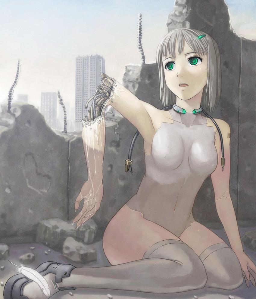Erotic hentai robot vids porno photos