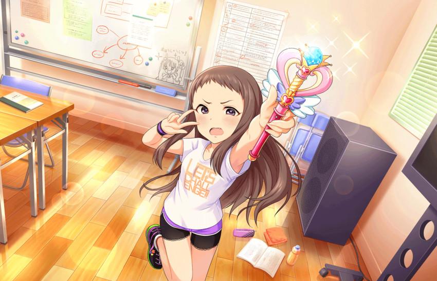 koseki reina (idolmaster, idolmaster cinderella girls, and idolmaster cinderella girls starlight stage)